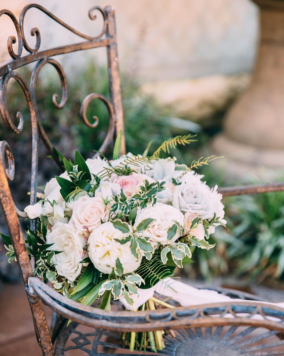 Rancho Roble Bouquet of Flowers