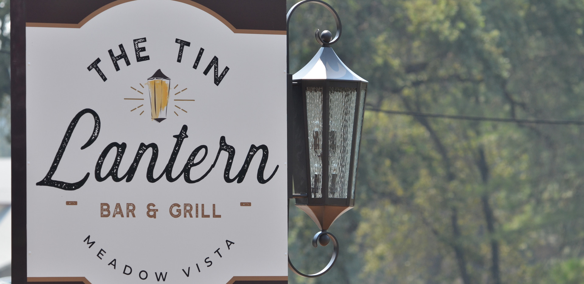 The Tin Lantern Bar & Grill. Sarah Nolivo. Marcello Nolivo. Club Car. Meadow Vista, CA.