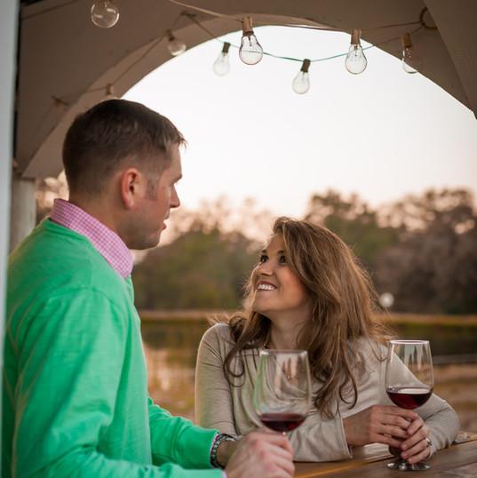 Rancho Roble Romantic Setting