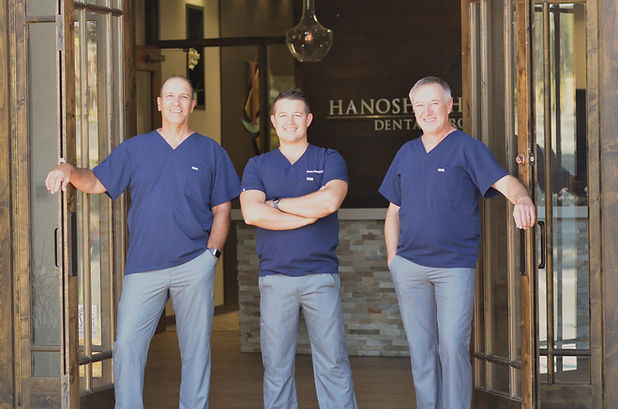 Hanosh, Hunter & Farris Paradise CA Doctor Team