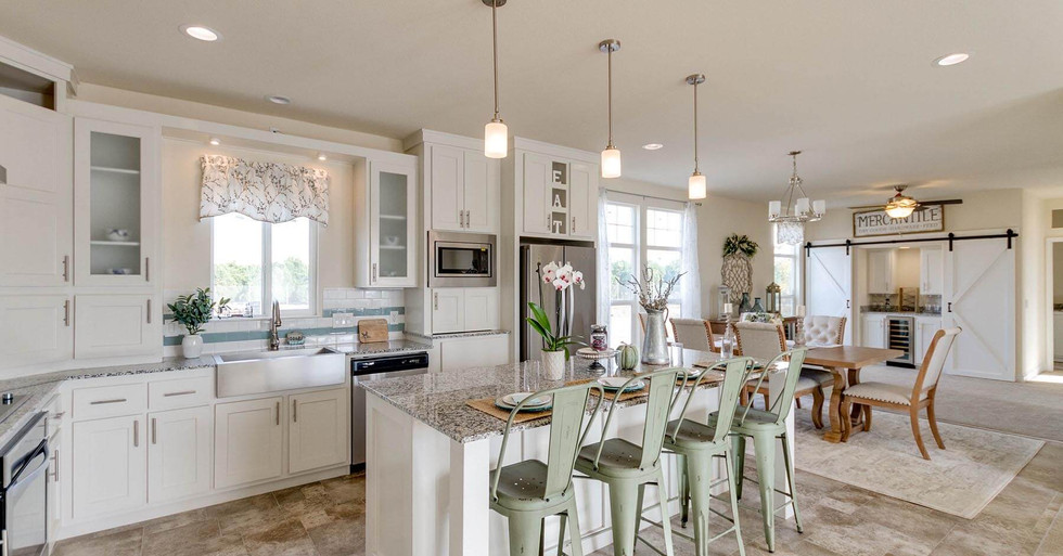 Creekside Manor Kitchen-2