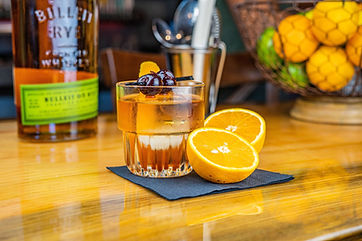 The Hub Natomas CA Old Fashioned Cocktail