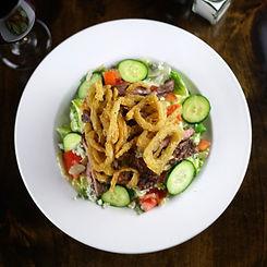 Pete's Natomas Steakhouse Salad