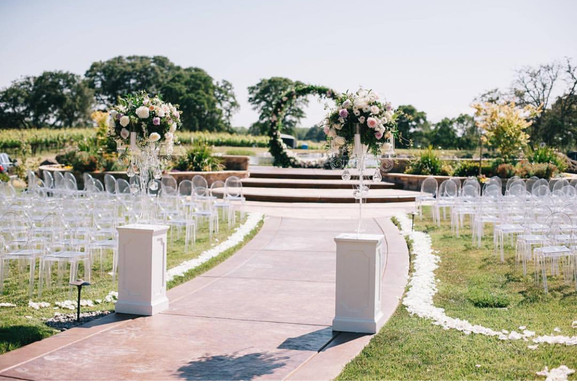 Rancho Roble Best Wedding Sites with Gardens