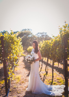 Rancho Roble Wedding Sites with Vineyards in Sacramento, CA