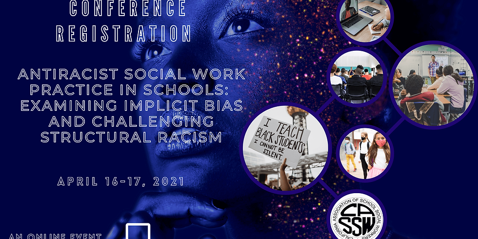CASSW 2021 Virtual Conference, April 16th - 17th