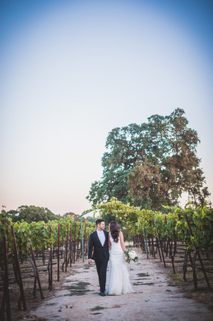 Rancho Roble Wedding