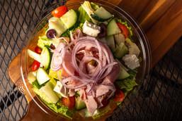 West Coast Sourdough Florin Rd Sacramento CA Amazing Greek Salad