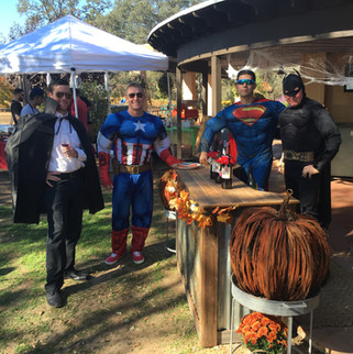 Rancho Roble Costume Party