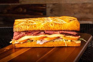 West Coast Sacramento CA Sourdough Sacramento CA- Wonderful Pastrami Sandwich