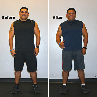Next Level Fitness- Jose Transformation