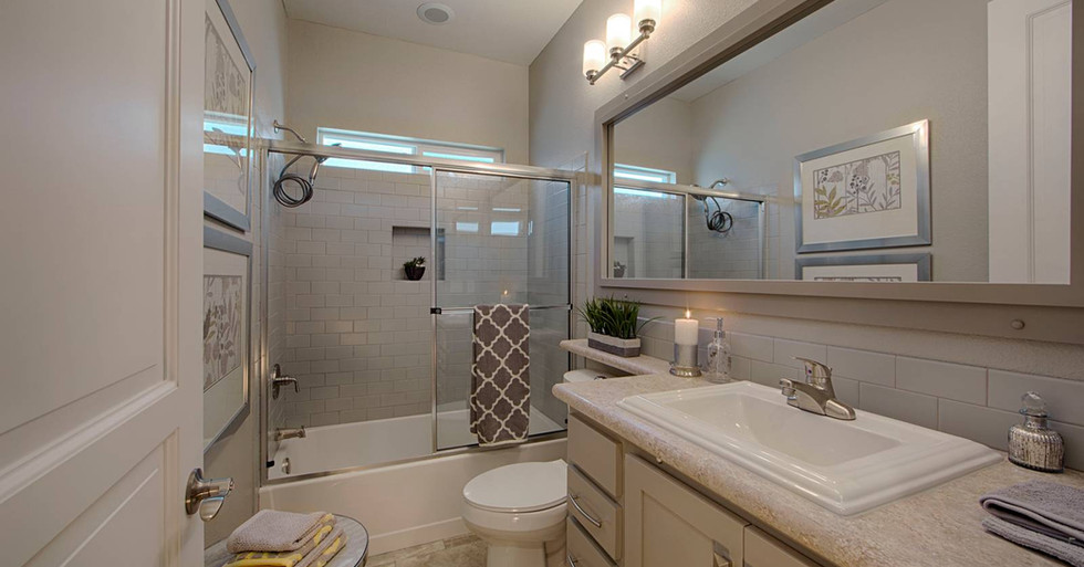 Silvercrest Guest Bath