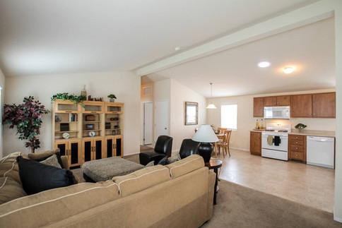 Summit Living Room Kitchen