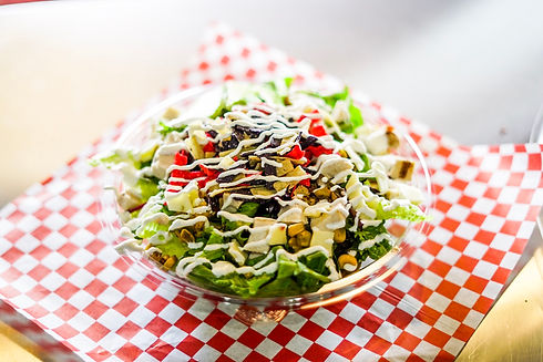 West Coast Sourdough Sacramento CA Salad with the freshest ingredients