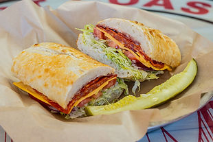 West Coast Sourdough Sacramento CA- The Freshest Italian Sanwich