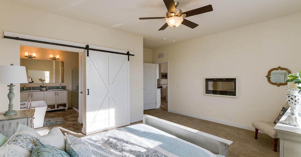 Creekside Manor Master Bedroom-3