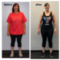 This is Cristin with a transfomation at Next Level Fitness Center in Roseville, CA. They are a HIIT gym that is focused on results and transformations. They are the best gym near me!