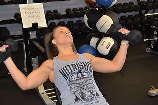 Next Level Fitness Roseville-Strength