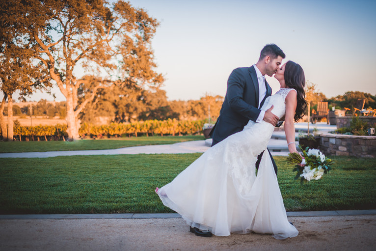 Rancho Roble Wedding Pictures