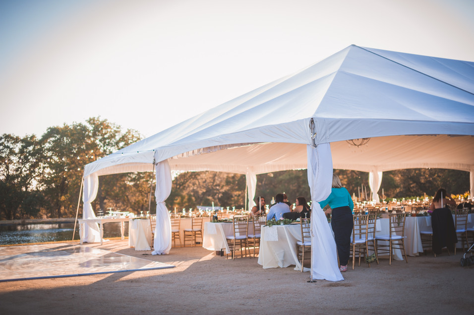 Rancho Roble Wedding Sites in Placer County