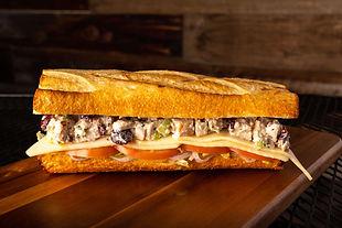 West Coast Sourdough Sacramento CA - Mouthwatering Chicken Salad Sandwich