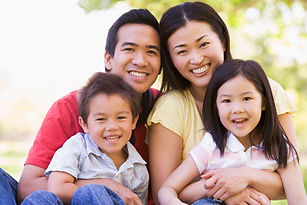 Beautiful Smiles Dentistry Roseville CA Happy Family