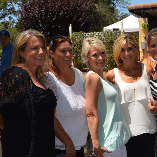 Rancho Roble Outdoor Wine Tasting