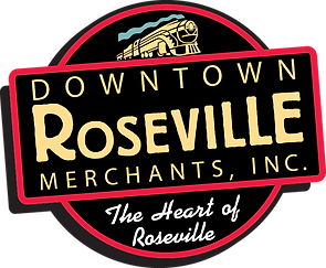 Downtown Roseville Merchants Inc Logo