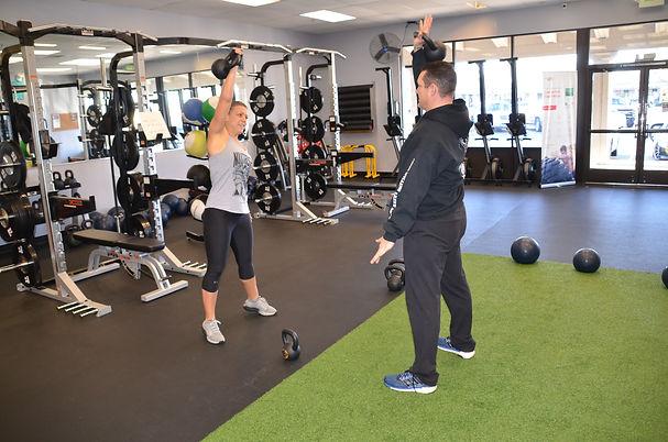 Next Level Fitness Roseville-Training
