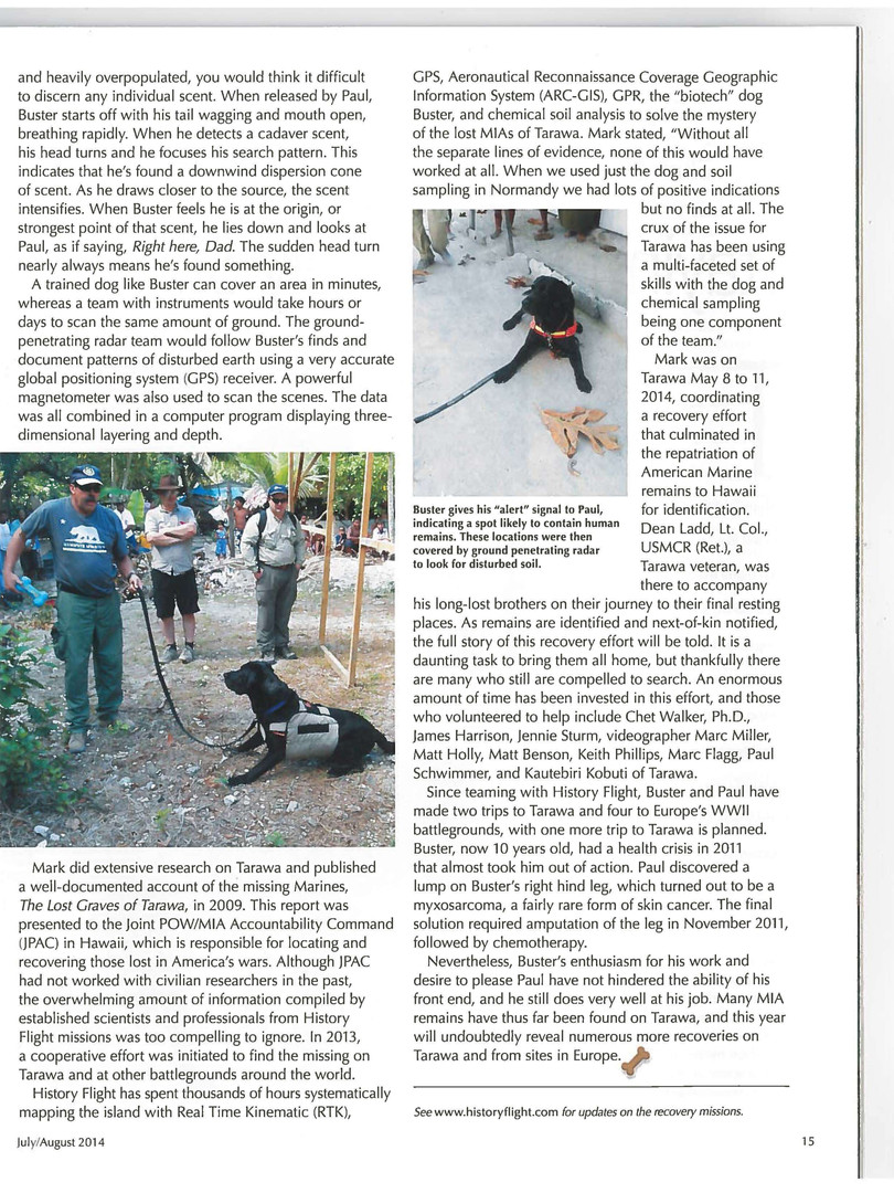 Buster Just Labs Magazine July 2014 5.jp