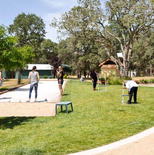 Rancho Roble Outside Facilities