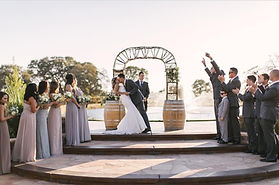 Rancho Robles Weddings Vineyard & Winery on the Placer Hills Win Trail