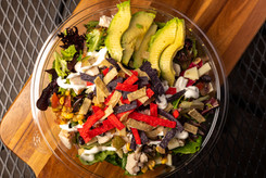 West Coast Sourdough Freeport Blvd Sacramento CA The Best Southwest Chicken Salad