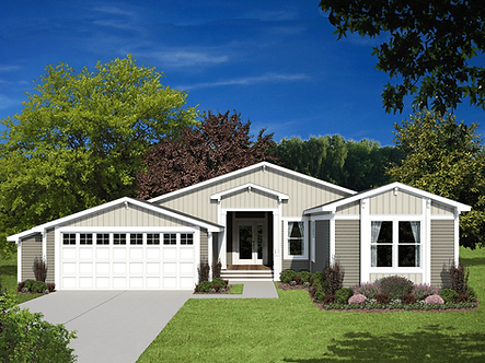 3 bedroom 2 bath manufactured home Paradise Homes