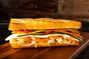 West Coast Sourdough - The best Veggie sandwich