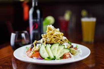 Pete's Natomas Steakhouse SaladP