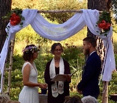 Suzanne Rolle Wedding Officiant Auburn, CA