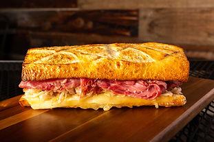 West Coast Sourdough Sacramento CA- The Classic Reuben Sandwich