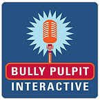 harvest Moon Studios has worked with Bully Pulpit Interactive in Martinez, CA.