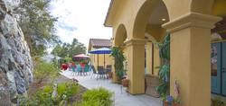 Chateau Senior Living Orangvale CA Outside Entrance