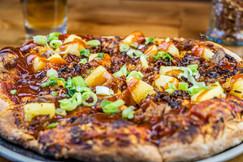 The Hub Natomas Unique and Original Pizza
