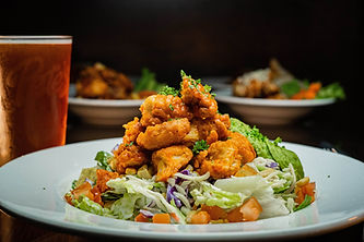 Pete's Natomas Buffalo Chicken Salad
