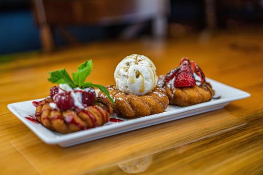 The Hub Natomas CA Delicious Desserts