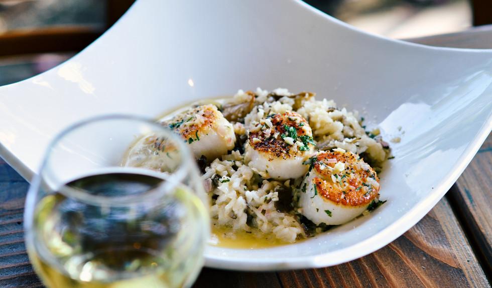The Tin Lantern Bar & Grill. Sarah Nolivo. Marcello Nolivo. Seafood. Meadow Vista, CA.