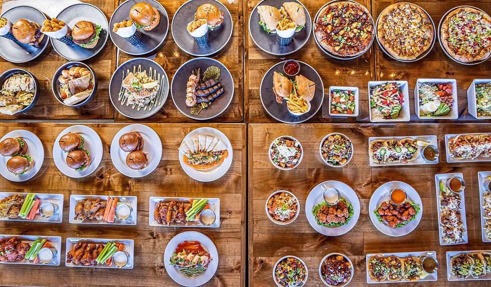 The Hub Natomas CA Variety of Modern Comfort Food