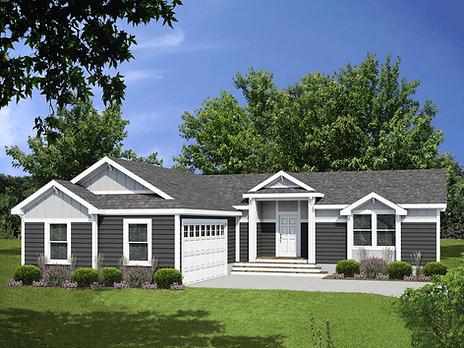 Secure prebuilt homes Paradise Homes