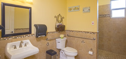 Chateau Senior Living Auburn CA Clean Bathrooms