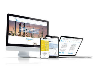Insdustrial website design in sacramento ca