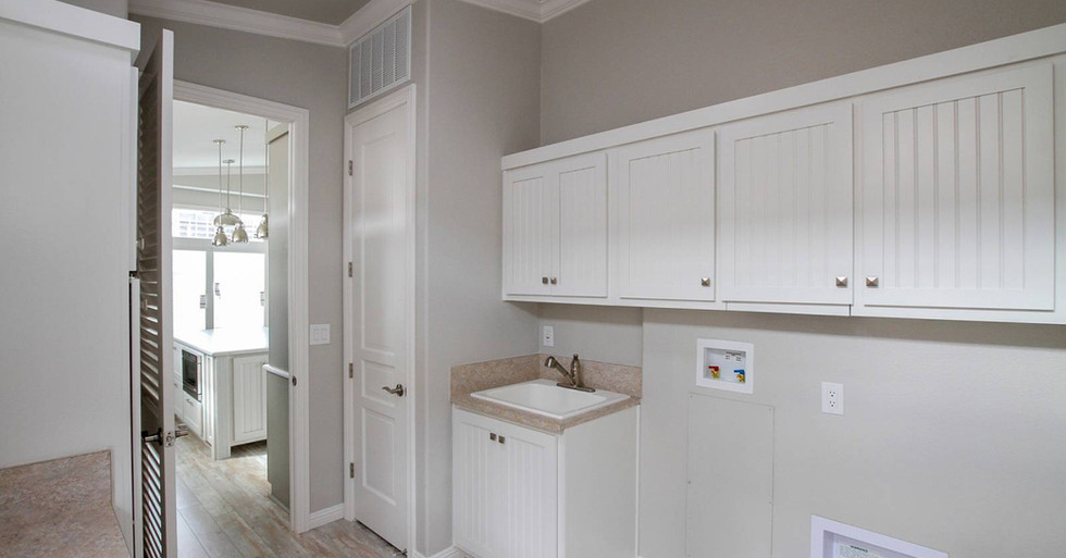 Silvercrest Craftsman Utility Room