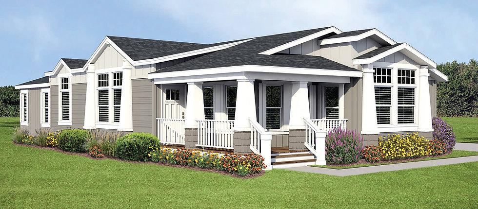 Prebuilt home in CA Paradise Homes
